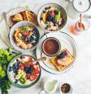 Фруктові сніданки: 5 рецептів для активного ранку