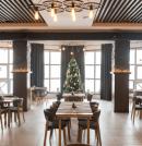 Новорічний корпоратив у готельно-рестораннному комплексі «GEOGRAPHY»
